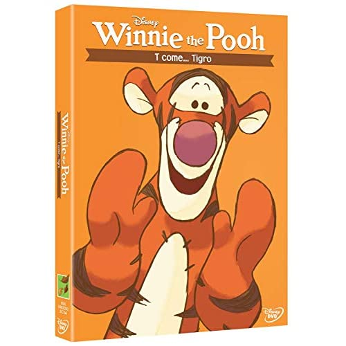 Winnie the Pooh - T Come Tigro (Collection 18) (DVD)