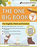 The One Big Book - Grade 7: For English, Math and Science