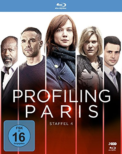 Profiling Paris - Staffel 4 [Blu-ray]