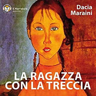 La ragazza con la treccia                   By:                                                                                                                                 Dacia Maraini                               Narrated by:                                                                                                                                 Maria Grazia Mandruzzato,                                                                                        Eleonora Calamita,                                                                                        Alessandra Bedino                      Length: 3 hrs and 7 mins     1 rating     Overall 1.0