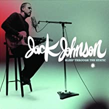 Sleep Through The Static by Jack Johnson (2008) Audio CD