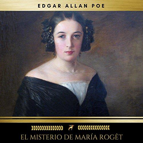 El Misterio de María Rogêt audiobook cover art