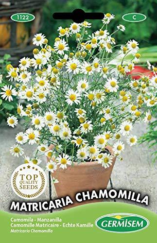 Germisem Matricaria Chamomilla Semi 1 g