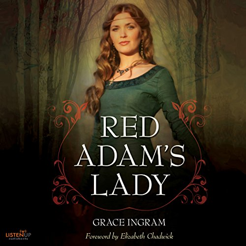 Red Adam's Lady (Rediscovered Classics) audiobook cover art