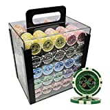 Top 10 1000 Poker Chip Sets