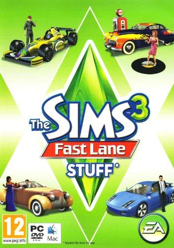 Die Sims 3 Gib Gas-Accessoires [PEGI]