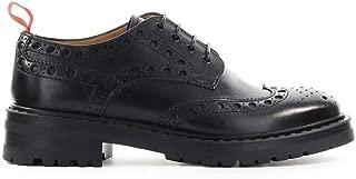 BARRACUDA Luxury Fashion Womens BD1011BLACK Black Lace-Up Shoes | Fall Winter 19