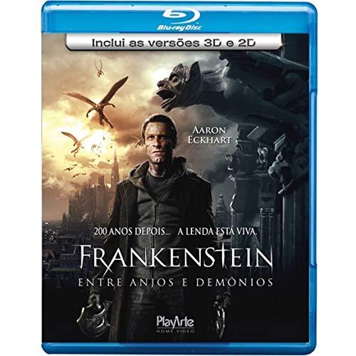 Frankenstein - Entre Anjos E Demônios ([Blu-ray] -2D E 3D)