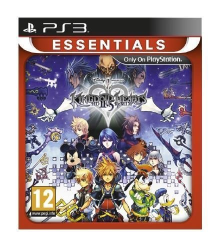 Kingdom Hearts HD 2.5 ReMIX Essentials (Playstation 3) [UK IMPORT]
