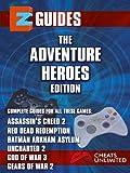 EZ Cheats Adventure Heroes (English Edition)