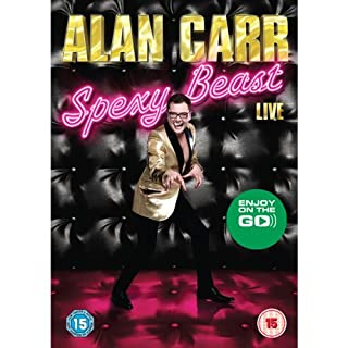 Spexy Beast                   By:                                                                                                                                 Alan Carr                               Narrated by:                                                                                                                                 Alan Carr                      Length: 1 hr and 34 mins     51 ratings     Overall 4.3