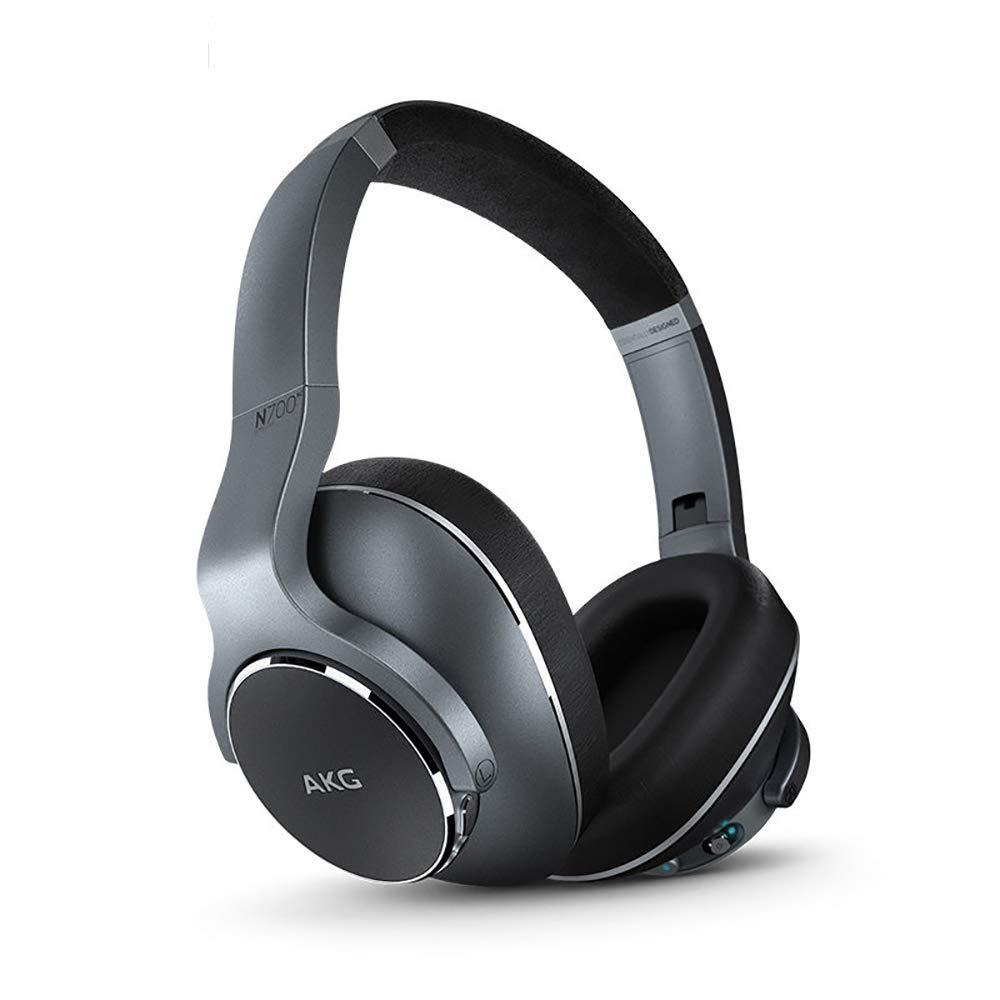 AKG N700NCワイヤレスカバーヘッドフォンワイヤレスノイズ除去ヘッドフォンノイズ除去携帯電話ヘッドセット環境センシングビジネストラベルシルバー