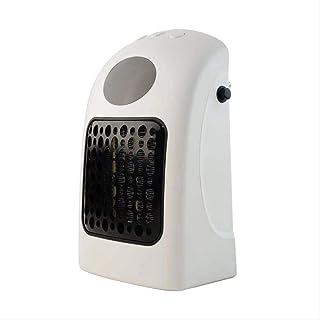 stickerzb Calentador De Ventilador, Mini Calentador De Ventilador Estufa Montada En La Pared Calentador De Radiador Calentador De La Sala De Hogar Máquina De Ventilador para El Invierno