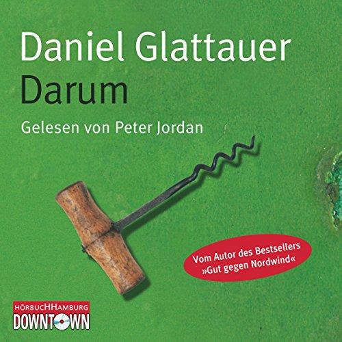 Darum audiobook cover art