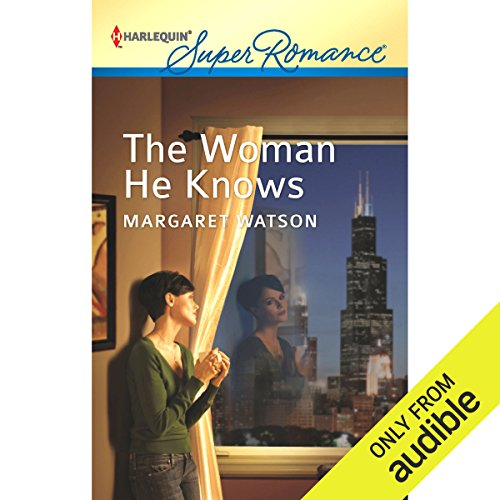 The Woman He Knows audiobook cover art
