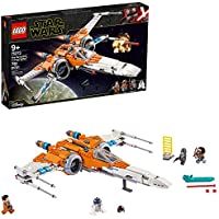 761-Pieces LEGO Star Wars Poe Dameron's X-Wing Fighter Building Kit