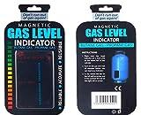 Kona Propane Fuel Level Indicators - Magnetic & Reusable (Set of 2)