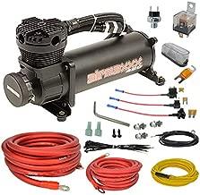 airmaxxx 480 Air Compressor & AVS Single Compressor Wiring Kit (Black)