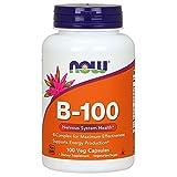 ビタミンB100 コンプレックス(11種類のビタミンB群をバランスよく高含有)(海外直送品) [並行輸入品]