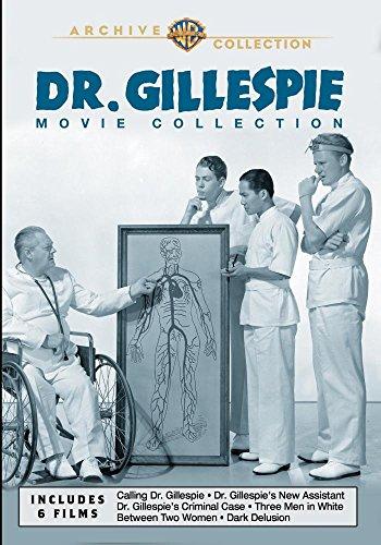 Dr. Gillespie Film Collection (3 Dvd) [Edizione: Stati Uniti] [Italia]