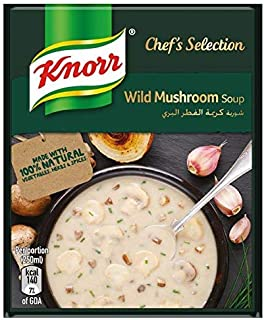 Knorr Packet Soup Wild Mushroom - 54 gm (Pack of 12)