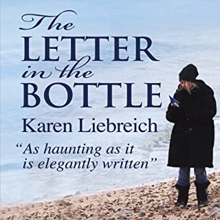 The Letter in the Bottle audiobook cover art