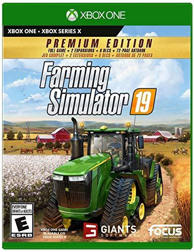 Maximum Games Farming Simulator 19: Premium Edition (Xb1) - Xbox One