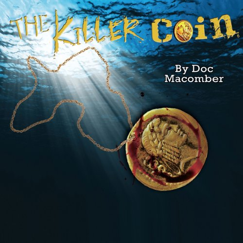The Killer Coin audiobook cover art