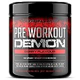 Best Pre Workout For Women - Pre Workout Demon (Berry Flavour) - Hardcore pre-Workout Review