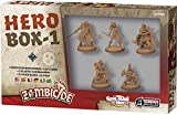 Asmodée – UBIZBP05 – Zombicide – Black Plague – Hero Box 1