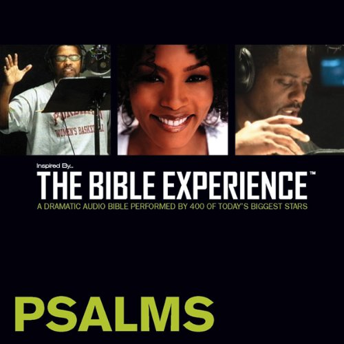 Inspired By … The Bible Experience Audio Bible - Today's New International Version, TNIV: (18) Psalms cover art