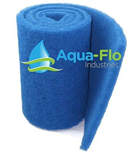 Aqua-Flo Rigid Pond Filter Media, 12.5' x 72' (6 Feet)