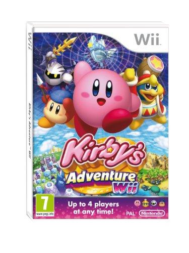 Kirby's Adventure Wii [UK Import]