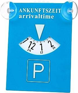 APA 30102 parkeerschijf, met zuignappen