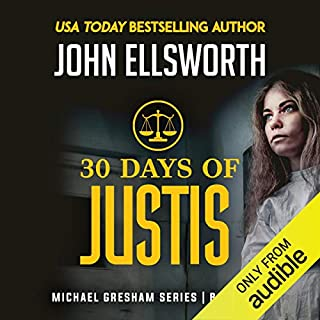 30 Days of Justis cover art