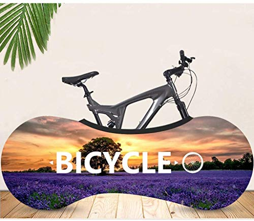 Yppss Bike Cover Bicycle Indoor Storage Cover-P3 Style-Best Solution for Indoor Bicycle Storage,Tire Size: 26-28 inches Color : P3, Size : 16055CM(2628INCH)