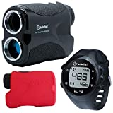 TecTecTec VPRO500S Golf Slope Rangefinder and ULT-G GPS Watch and Silicone case for VPRO500S