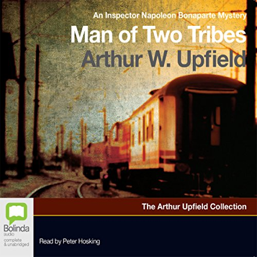 Man of Two Tribes audiobook cover art