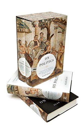 On Politics: A History of Political Thought: From Herodotus to the Present (2 Vol. Set)