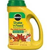 Miracle Gro Shake 'N Feed All Purpose And Weed Preventer 10-10-10 Granules 4.5 Lb.