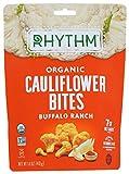 Rhythm Superfoods, Cauliflower Bites Ranch, 1.4 Ounce