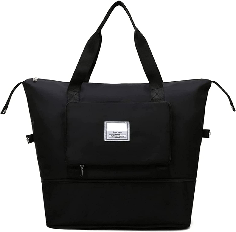 Large Capacity Folding Travel Bag Japan's largest assortment Foldable Arlington Mall Spo Duffel