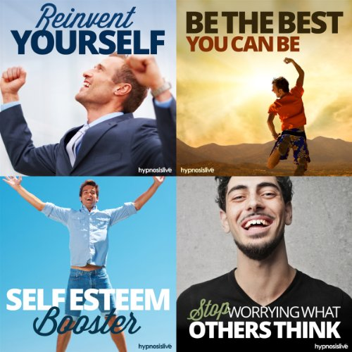 A New You with Hypnosis Bundle cover art