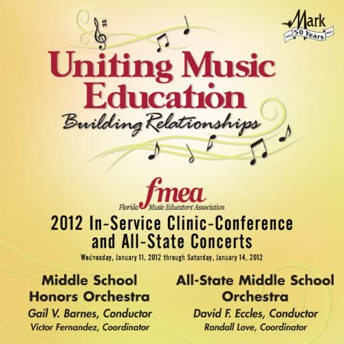 Florida Middle School Honors Orchestra