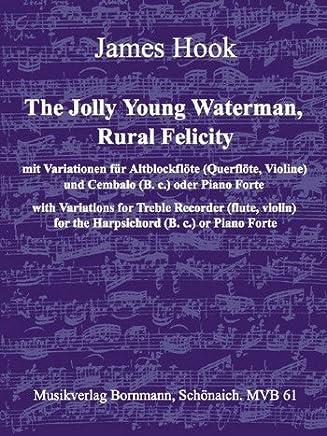 The Jolly Young Waterman e Rural Felicity con variazioni per flauto dolce Contralto