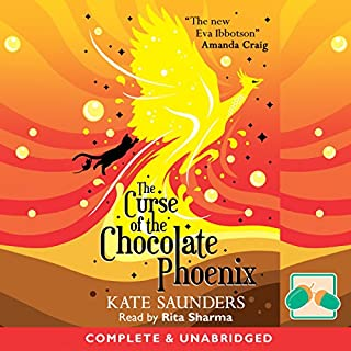 The Curse of the Chocolate Phoenix cover art