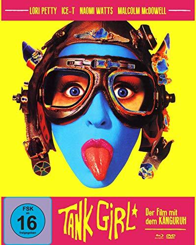 Tank Girl - Mediabook A (+ DVD) [Blu-ray]