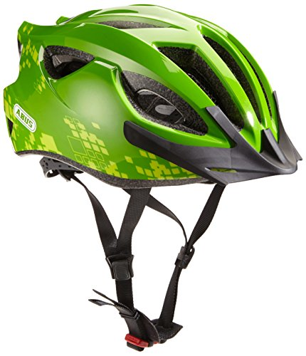 Abus Erwachsene Fahrradhelm S-Cension, diamond green, 54-58 cm, 13361-9