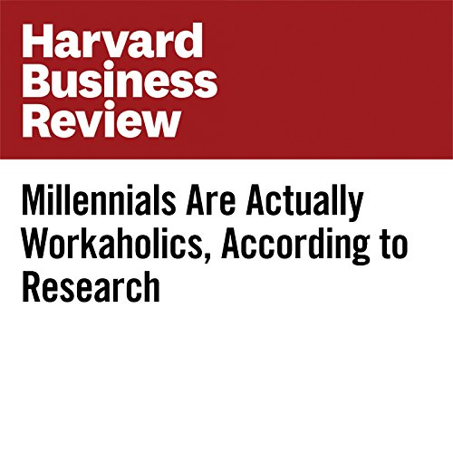 Millennials Are Actually Workaholics, According to Research copertina