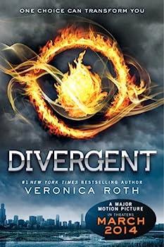 Paperback Divergent Book